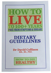 How to Live to 100+ - Dr D Collison