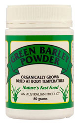 Green Barley Powder 80g