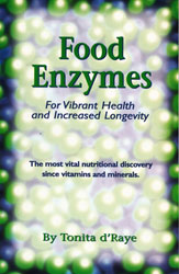 Food Enzymes - T d\Raye