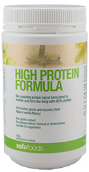 High Protein Formula (Natural Vanilla) 500g